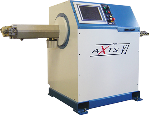 AXIS VI CNC Wire Forming Machine