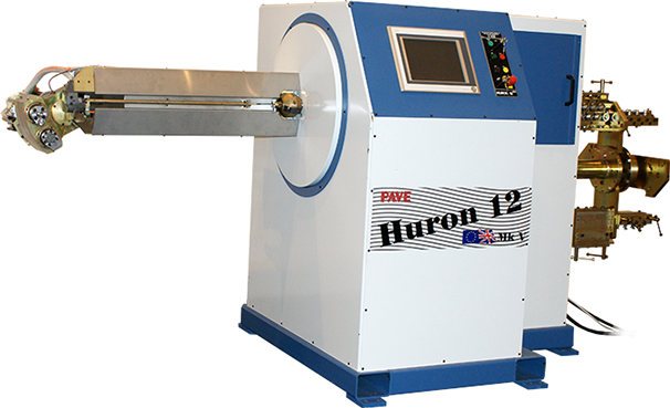 Huron 12 CNC Wire Bending Forming Machine